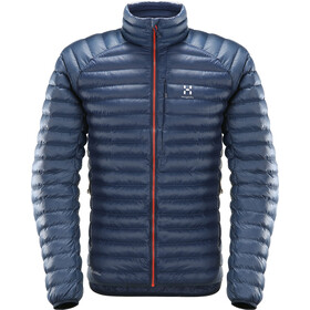 Haglöfs Essens Mimic Jacket Men Tarn Blue/Blue Ink